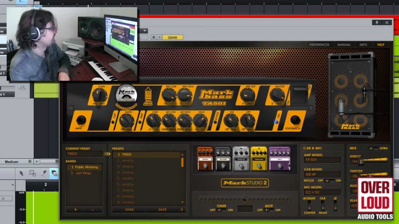 Overloud Mark Studio VST Free Download