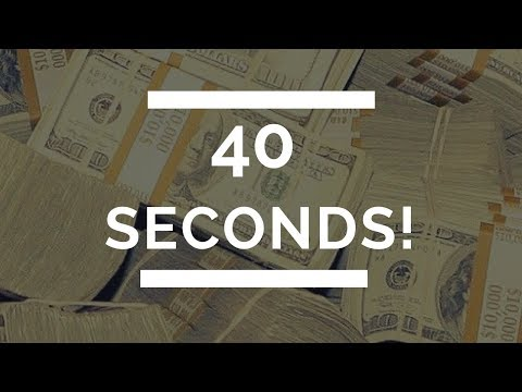 The 40 Second Life Changer! (Try it now!)
