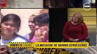 La masacre de barrio Cerveceros