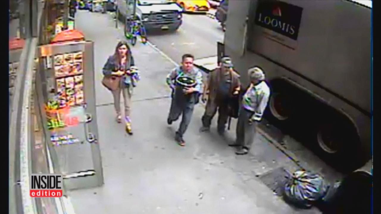 4da81b82fe9 Thief Who Allegedly Took  1.6 Million  Pot Of Gold  Arrested in Ecuador   NYPD - YouTube
