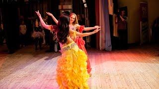Восточные танцы в Белгороде! Школа танцев Dance Life. Хореограф Елена Сазонова