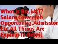 B.Sc MLT क्या Better है Career के लिये ADMISSION,Salary,Job   जानिये Detail मे & Many Thing About IT