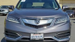 2018 Acura RDX V6 with Technology Package