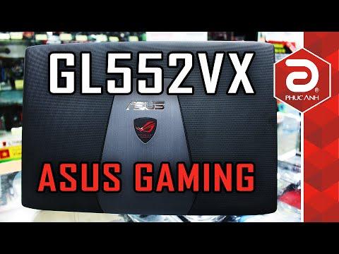 Asus Gaming GL552VX [DM070D] – Kẻ kế vị GL552JX thời đại Skylake