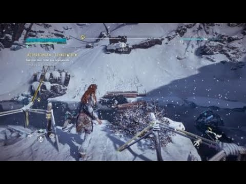 Horizon Zero Dawn™ The Frozen Wilds - Häuptlingsprüfung [1. Platz] (Very Hard) #1