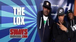 The LOX Discuss New Projects & Favorite MCs on Sway in the Morning