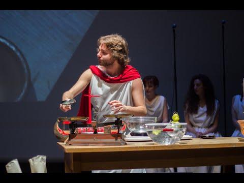 Les π travaux d'Archimède (3/4 : Héros du zéro) - Pi Day 2016