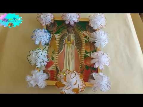12 De Diciembre Adorno Para La Virgen De Guadalupe
