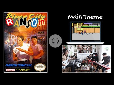 River City Ransom - Main Theme | Live Cover by EXTRA LIVES