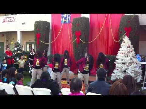 FIRM, Inc. Christmas celebration with Rhythmatics