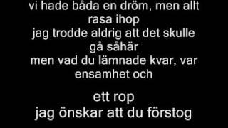 Josefine ft Sara Allt rasade ihop