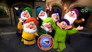 The Seven Dwarfs Show Their Dopey Dance Moves