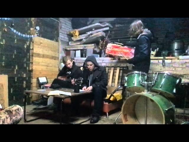 Wooden Express - пародия Ленинград-Экспонат (Лабутены)