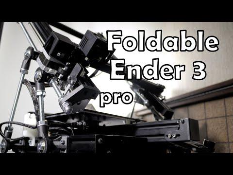 Foldable Ender 3 Pro
