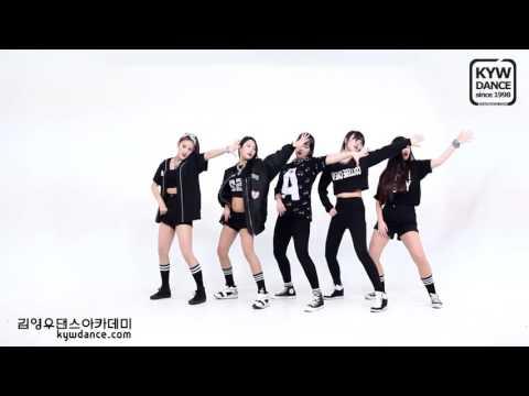 開始線上練舞:Crazy(鏡面版)-4Minute | 最新上架MV舞蹈影片