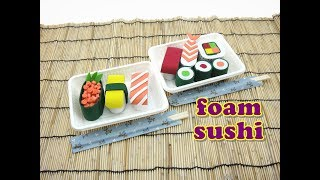 Eva Foam Craft - Sushi Playfood