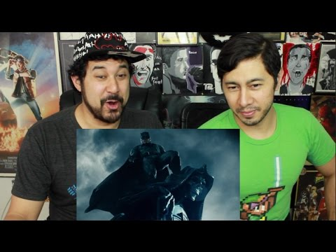 UNITE THE LEAGUE - BATMAN & AQUAMAN Sneak Peek REACTIONS & DISCUSSION!