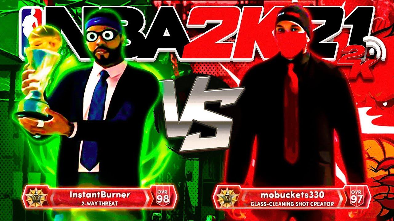 Download INSTANT BURNER vs MO BUCKETS! NBA 2k21 NEXT GEN PARK GAMEPLAY PS5! BEST GUARD BUILD 2K21 2WAY THREAT