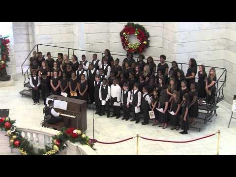 Camden Fairview Middle School Choir