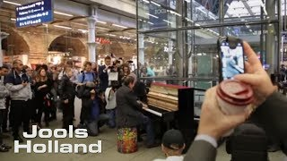 Jools Holland - Live At St Pancras International (29.09.2016), Part 1 (OFFICIAL)
