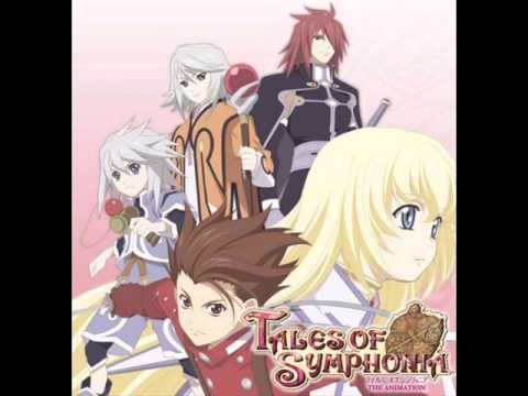 Fiat lux -Hikari Are- (Tales of Symphonia the Animation Soundtrack)