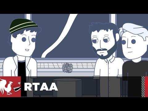 Robots in this Guy – Rooster Teeth Animated Adventures