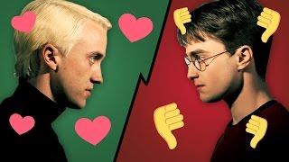 Top 8 Des Raisons De Préférer Drago Malefoy à Harry Potter