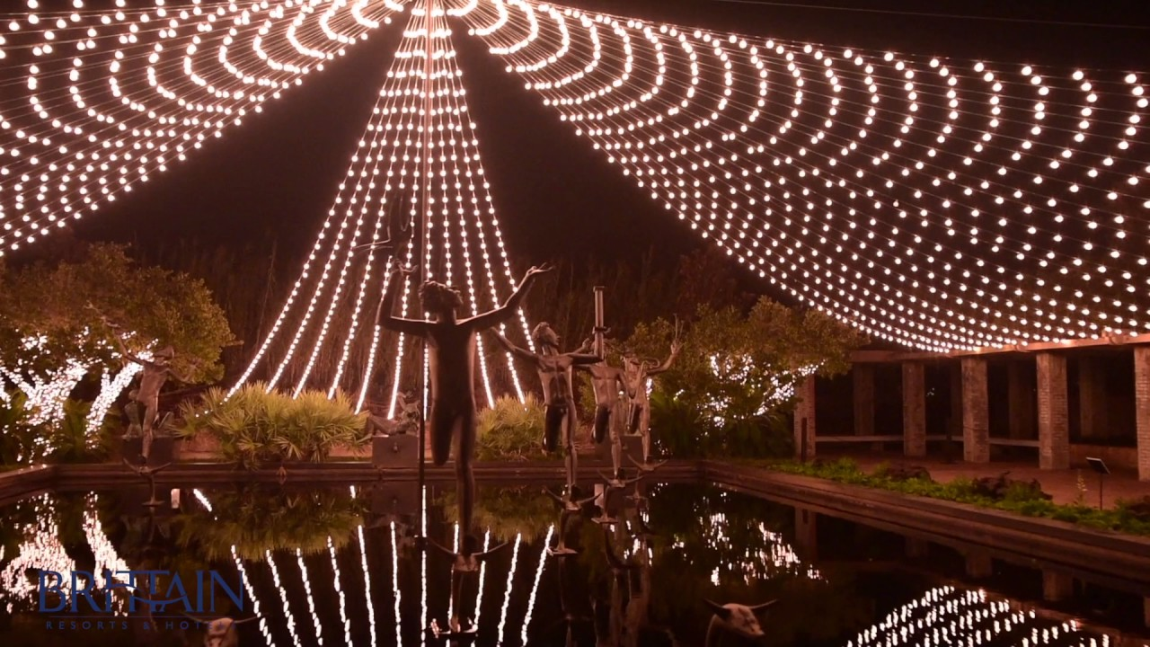 Nights Of A Thousand Candles At Brookgreen Gardens Youtube