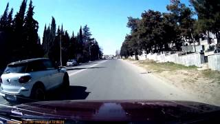 Университетская улица на видео в Тбилиси: 14.03.2015 Tbilisi - crash on University Street (автор: Autopapa)