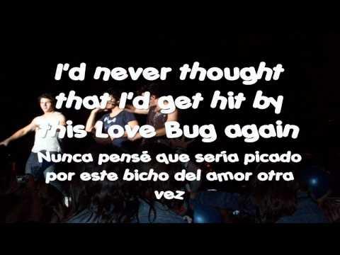Jonas Brothers - Love Bug (Lyrics English/Spanish)