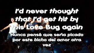 Jonas Brothers - Love Bug (Lyrics English/Spanish)