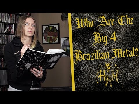 Who Are the Big 4 of Brazilian Metal?