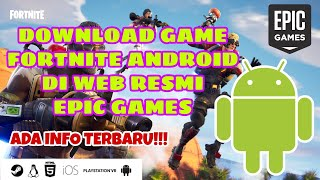 Download FORTNITE ANDROID on the official Web of EPIC GAMES, NOT YET in the PLAY STORE!!!