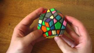 Download lagu How to Solve the Megaminx MP3