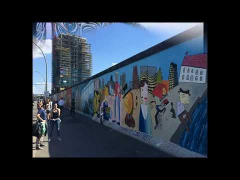 East side gallery-Berlin Wall-East Side Gallery-Berlin Tourist Guide-East Sige Gallery