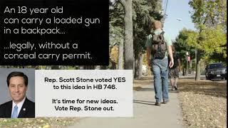 Vote out Scott Stone