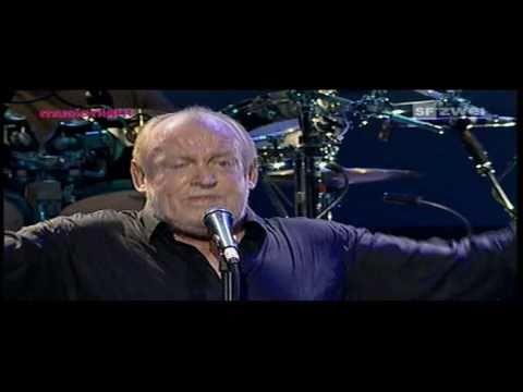 Joe Cocker - When The Night Comes (LIVE in Basel) HD