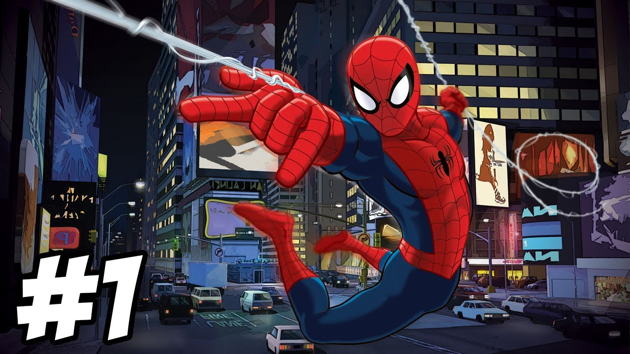 How to Play Ultimate Spider Man (Pc): 12 Steps (with Pictures)