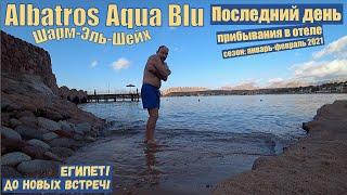 Египет 2021 Шарм Эль Шейх Albatros Aqua Blu Последний день в отеле Сбор туристов это ЖЕСТЬ
