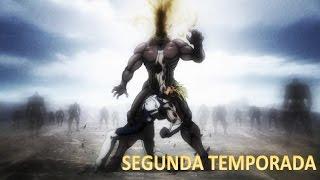 Segunda Temporada de TERRA FORMARS [CON SPOILER]