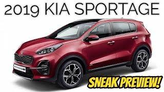 2019 Kia Sportage UNVEILED! | Details Interior Exterior Review