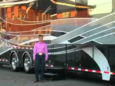 Can you believe this is a horse trailer?