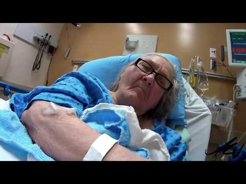 """Nov 3, 2019  - my mom in the hospital,  """"hoping for best but prepared for the worse"""""""