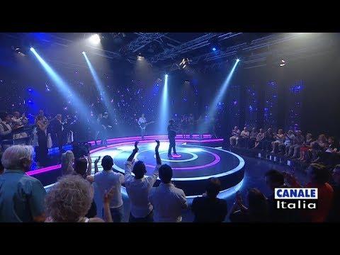 """Giuliano (e i Notturni) """"Il ballo di Simone-Oggi sono tanto triste""""   Cantando Ballando (HD)"""