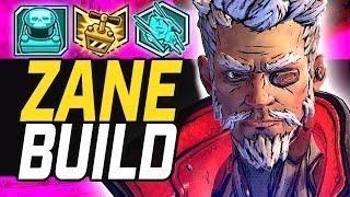 Borderlands 3 | Zane Build - Crazy Superspeed High DPS Hitman  (100% Kill Skill Uptime)
