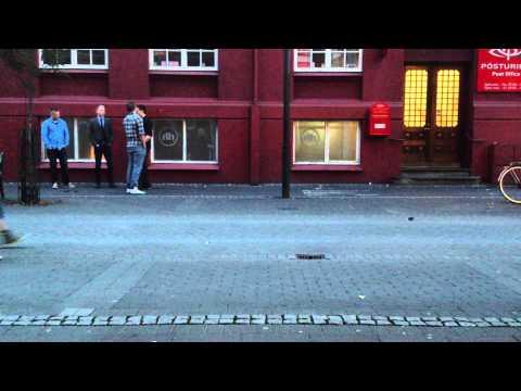 Reykjavik's Notorious Nightlife Live!