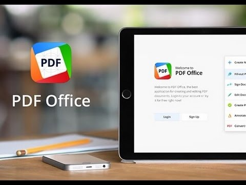 Review: PDF Office by Readdle