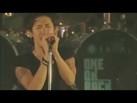 ONE OK ROCK - Where Ever You Are ( LIFE CONCERT - YOKOHAMA Stadium)2014