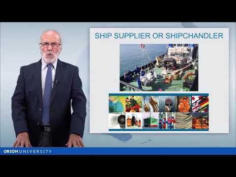 29 Ship supplier or shipchandler - Maritime Jobs