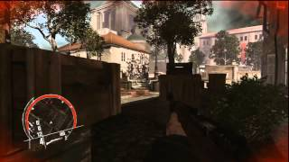 Enemy Front - PS3 First Look / Review & Gameplay